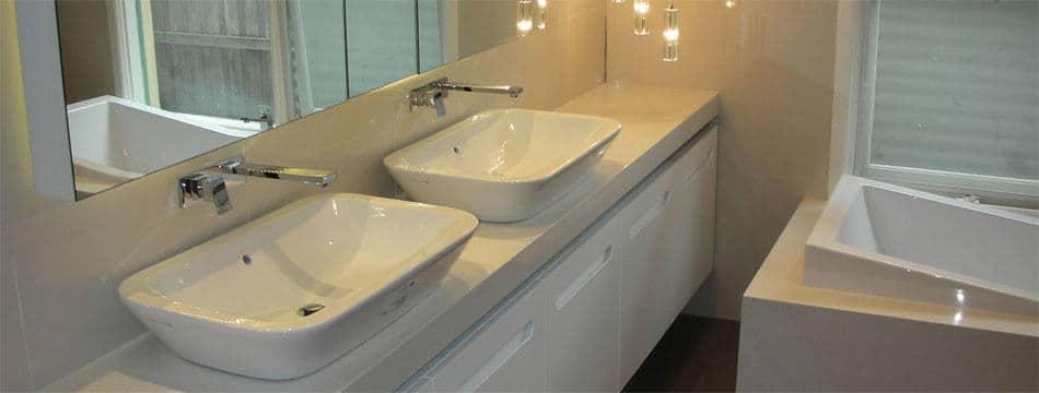 laat uw badkamer of keuken installeren door professionals, Badkamer